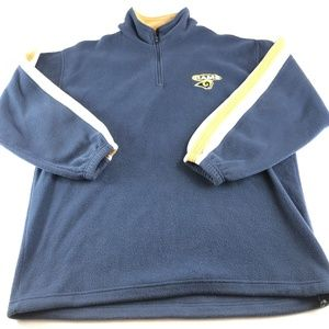 Other - Vintage  Los Angeles Rams Fleece  Pullover